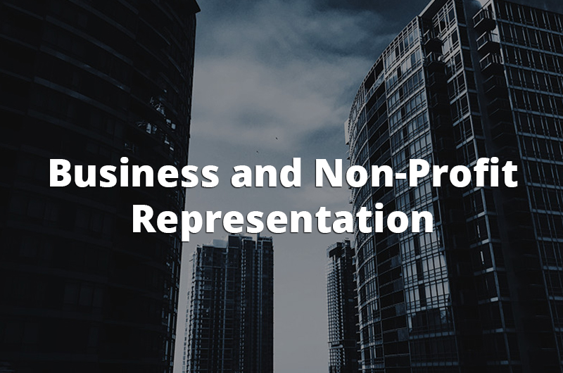 business-and-non-profit-representation