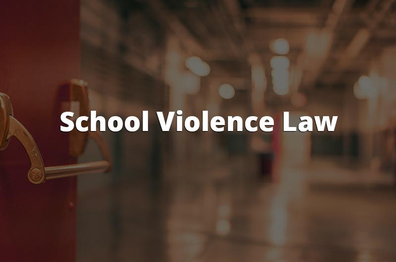 school-violence-law